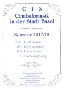 CIS-Saisonprogramm 2017-18_Vorschau