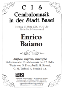 CIS-Programm_Enrico Baiano_Vorschau