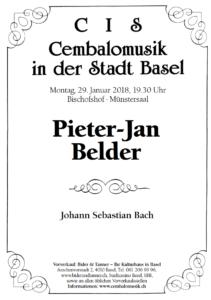 CIS-Programm_Pieter-Jan Belder_Vorschau