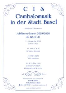 CIS-Saisonprogramm 2019-2020_Vorschau